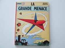 LEFRANC LA GRANDE MENACE T1f 1966 REEDITION BE/TBE
