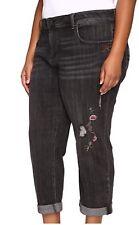 New Lucky Brand Women's Jeans REESE BOYFRIEND Mid Rise  80311B