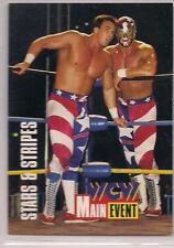 1995 Cardz WCW Main Event Stars & Stripes