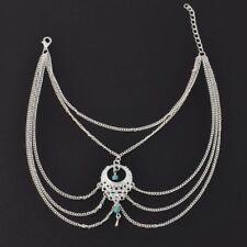 Pulseras de joyería de aleación plata