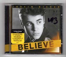 (IO211) Justin Bieber, Believe - 2012 CD
