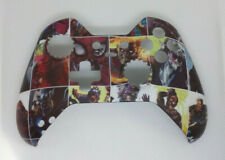 """Custom Xbox One Elite Controller """"Marvel Zombies"""" Front Shell w/tools"""