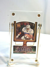 1997 Pacific Crown Collection The Zone Emmitt Smith #3  Dallas Cowboys In Case