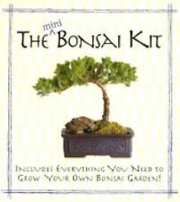The Mini Bonsai Kit by Robert W. King (2001, Paperback)