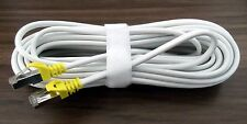 10m Superfast Ethernet Cable/RJ45 For Streaming / UHD TV / IPTV / Media - BNIB