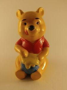 Disney Winnie The Pooh Ceramic Coin Bank Piggy Bank