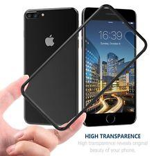 Coque iPhone 7 Plus marque Simpeak bord noir