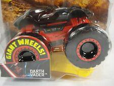 Hot Wheels Star Wars Darth Vader Monster Truck new for 2019 Connect & Crash Car