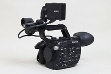 Sony PXW-FS5 4K Ultra HD Camcorder with RAW Upgrade