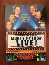 Monty Python - Live at the Hollywood New/ Sealed