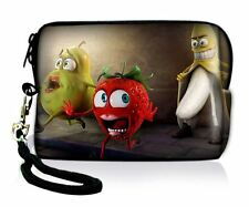 Cute Fruit Digital Camera Bag Mobile Phone Iphone Case Itouch MP 4 5 Pouch Cover