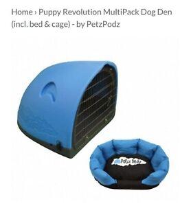 Petzpodz Dog Den Size M