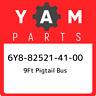 6Y8-82521-41-00 Yamaha 9ft pigtail bus 6Y8825214100, New Genuine OEM Part