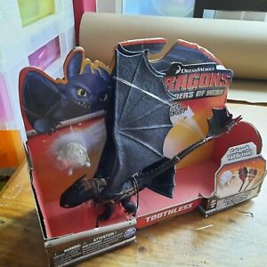 How To Train Your Dragon Toothless Catapult Defenders Of Berk Action Figure New