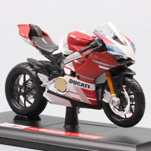 Maisto 1/18 Ducati Panigale V4 GP Corse race scale motorcycle model Diecast Toy