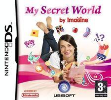 My Secret World by Imagine (Nintendo DS) NEW SEALED