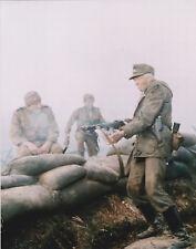 CROSS OF IRON JAMES COBURN IN SAM PECKINPAH WAR CLASSIC 8X10 PHOTO