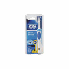 Oral-B Vitality Precision Clean Electric Toothbrush - White/Green