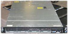 HP ProLiant DL360 G7 Xeon Quad Core E5620 @ 2,4GHz 12GB P410i SAS 2x PSU