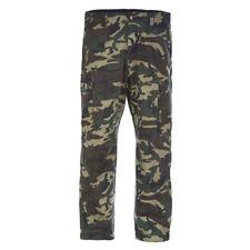 Dickies Higden Camouflage 48 Waist X 34 Leg Camo Cargo Trousers Measured