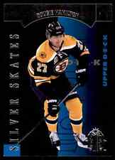 2013-14 SP Authentic Silver Skates Dougie Hamilton Rookie #R26