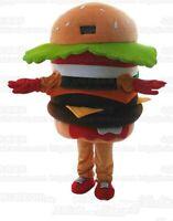 Adult Hamburger Costume Food Costume Restaurant Mascot 76249