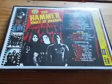METAL HAMMER DVD GUTWORM ANTHRAX CONVERGE MORBID ANGEL 31 VIDEOS