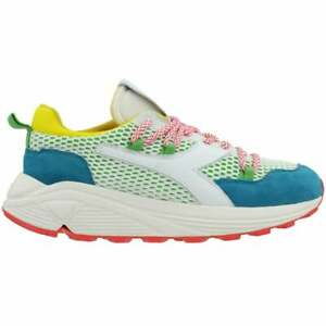 Diadora Rave Hiking Lace Up  Mens  Sneakers Shoes Casual   - Blue,Green