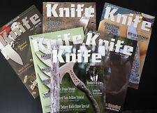 Australian Knife Magazine, 6 Issues 1-6 (FIrst to Current)