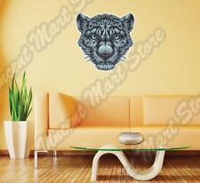 "Tiger Blue Face Cat Wild Life Animal Wall Sticker Interior Decor 20""X25"""