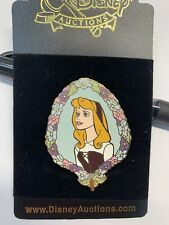 Disney Auctions Aurora Princess Of The Month 2003 Pin Le 100 Rare Pp Gold