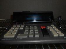 Texas Instruments - Electronic Calculator - model Ti-5320Ii