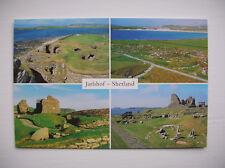Shetland, Jarlshof – Pictish Wheelhouse, Viking Settlement, Medieval House etc.