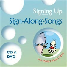 Moey's Music Party - Sign-Along-Songs [New CD]