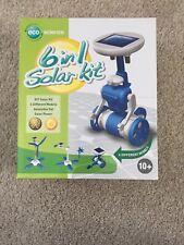 Eco Science 6-in-1 Solar Kit