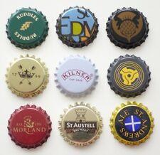 Seltene unbenutzte Bier Kronkorken Grossbritannien / beer bottle caps / chapas