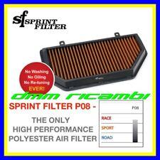Filtro aria sportivo SPRINT FILTER P08 SUZUKI GSX-R 1000 / R 17>18 2017 2018