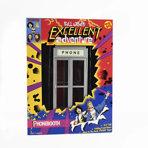 Bill and Ted's Excellent Adventure FigBiz Phone Booth