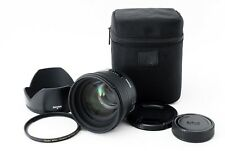 Free Shipping Sigma EX 50mm f/1.4 HSM DG EX Lens For Nikon Case,Hood,Filter,Caps