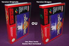 ACTRAISER - Super Nintendo SNES FRA/SFRA - Universal Game Case (UGC)