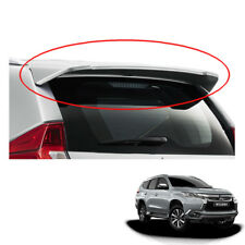 Mitsubishi Pajero Montero Sport Rear Roof Spoiler Tailgate Painted fit 2016 17