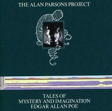 Tales of Mystery and Imagination: Edgar Allan Poe by The Alan Parsons Project/Alan Parsons (CD, 1987, Mercury)