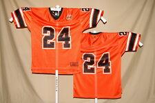 OKLAHOMA STATE COWBOYS  #24  FOOTBALL JERSEY  Colosseum   2XL   NWT  orange
