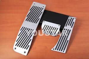 Sporty Aluminum Automatic & Footrest Pedal for BMW E90 E92 E93 E81 E82 E87 E88