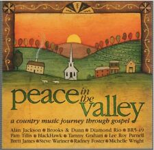 Peace in the Valley [Arista] by Various Artists (CD, Feb-1997, Arista)