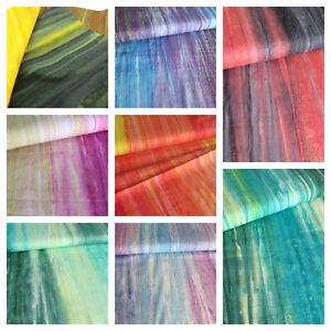 Landscape Batiks 100% cotton fabrics by Kingfisher fabrics