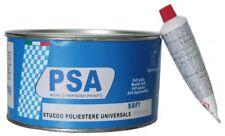 Stucco Carrozzeria per Auto metallico poliestere Universale 2 kg Soft PSA Psk240