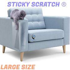 STICKY SCRATCH Ⓡ PROTECTOR - 30X45 CM (LARGE SIZE) 4 PCS / KIT