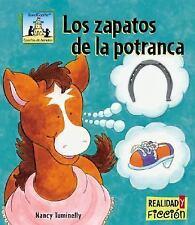 Los Zapatos de la Potranca (Realidad y Ficcion) (Spanish Edition)-ExLibrary