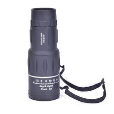 Outdoor 40x60 Clarity HD Vision Pocket Telescope Monocular Telescope G$